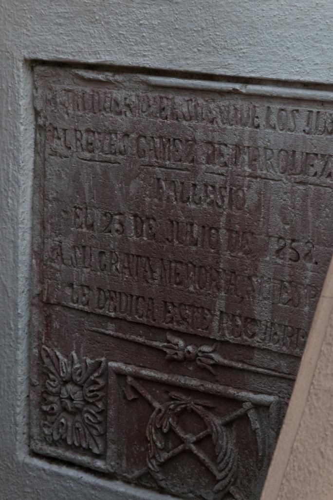 En memoria - 1858